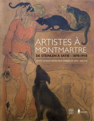 Artistes à Montmartre