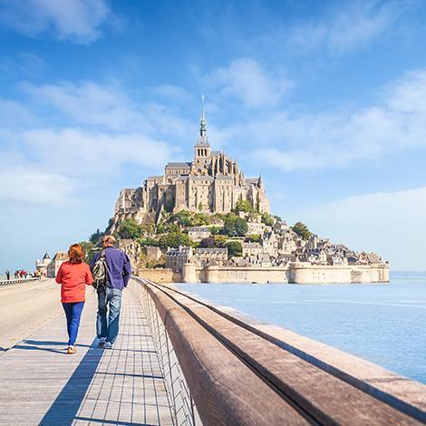 Le mont st Michel tourisme