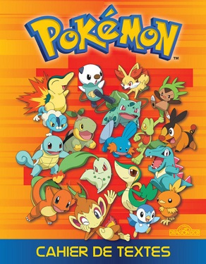 cahier-de-texte-pokemon-dragon-or