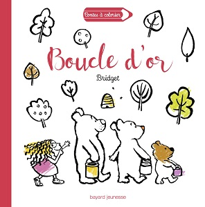 contes colorier boucle d'or bayard