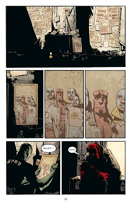 hellboy t15 au mexique