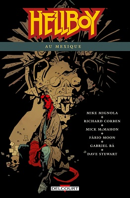 HELLBOY 15 Au mexique