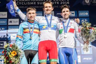 Championnats d'Europe : Victoire d'Aleksandr Riabushenko