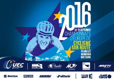 Championnats d'Europe de cyclisme à Plumelec