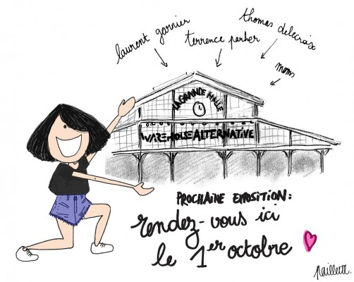Warehouse Alternative dessin
