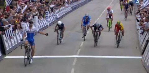 Peter Sagan, Champion d'Europe en ligne