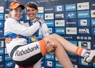 Victoire d'Anna Van Der Breggen dans la catégorie Femmes Elites