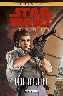 STAR WARS ICONES LEIA ORGANA