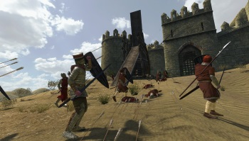 Mount & Blade Warband sur Ps4 et Xbox One