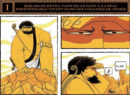 Heracles © Akileos