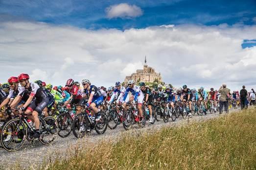 Tour de France : Prix du  Rayonnement Touristique