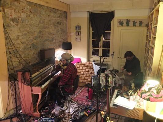 Slaughterhouse Brothers en studio