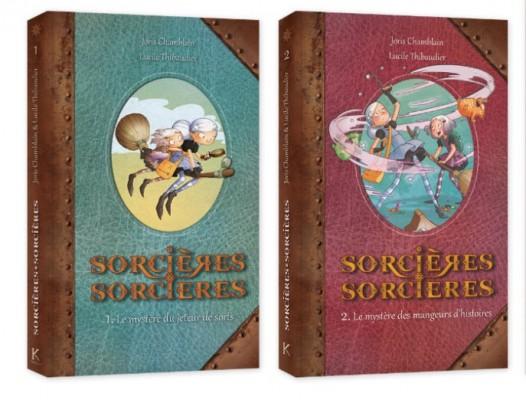 Sorcières, Sorcières © Kennes Éditions