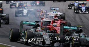 Grand Prix de Formule 1 du Mexique