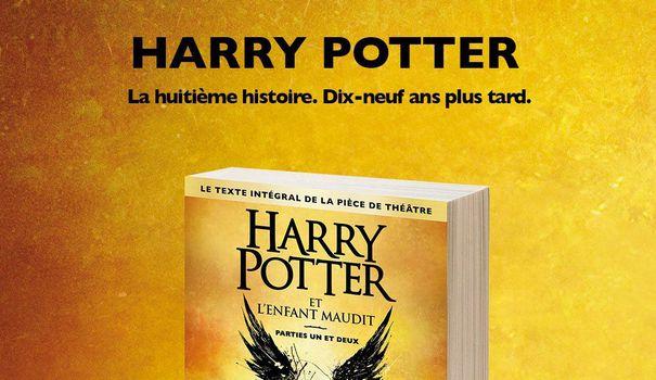 Harry Potter Et L Enfant Maudit Gallimard Jeunesse