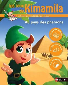 les-jeux-kimamila-pays-pharaons-nathan