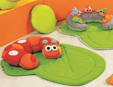 tapis-cale-bebe-chenille-wesco-family-animaux