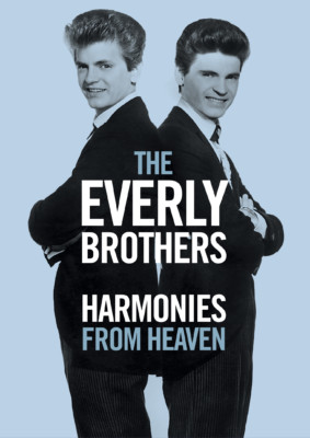 The Everly Brothers - Harmonies from Heaven - Cover - DVD (hr)