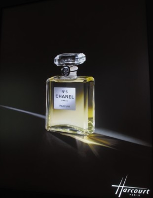 Studio Harcourt : Photo de parfum
