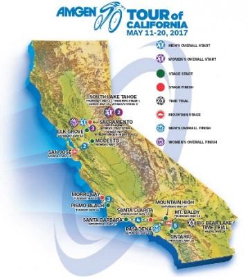 Tour de Californie 2017