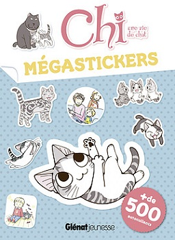 CHI MEGASTICKERS