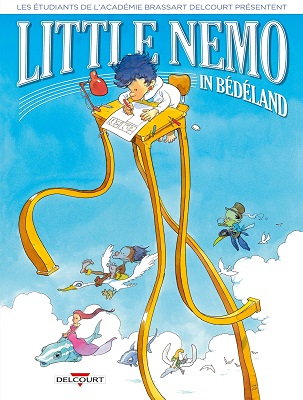 LITTLE NEMO IN BEDELAND