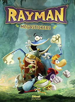 RAYMAN MEGASTICKERS
