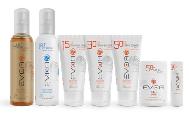 EQ Evoa crème solaire beauté hiver