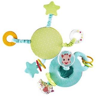le monde des surprises sophie la girafe jouet
