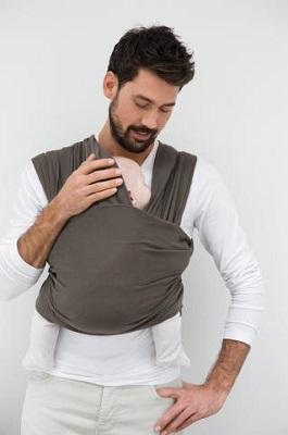 echarpe portage babylonia tricot slen