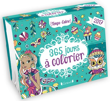 365 jours a colorier grund 2017