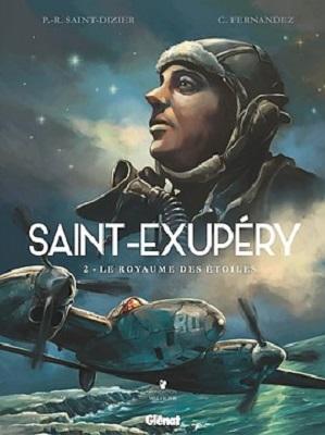 saint-exupery-t2-le-royaume-des-etoiles-glenat