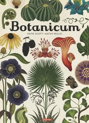 botanicum album casterman