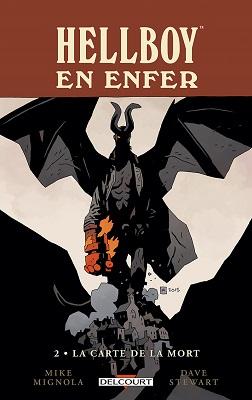 hellboy-en-enfer-t2-carte-de-la-mort-delcourt