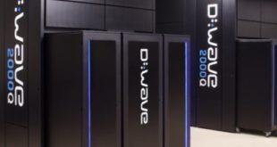 ordinateur quantique 2000Q Systems