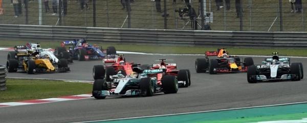 Formule 1 Grand Prix de Chine