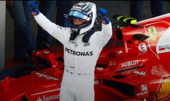 formule 1 GP Russie BOTTAS