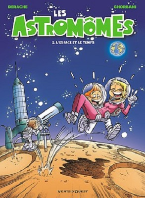 les-astromomes-t2-l-espace-et-le-temps-vents-d-ouest