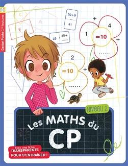 les-maths-du cp-niveau-2-flammarion