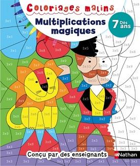 multiplications magiques-coloriages-magiques-nathan