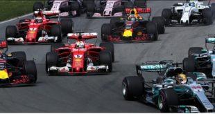 formule 1 grand prix canada 2017