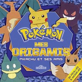 mes-origamis-pikachu-et-ses-amis-livres-dragon-or
