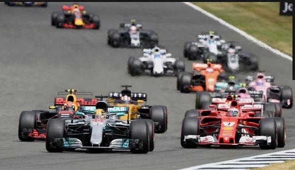 Formule 1 GP Grande bretagne