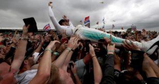 Formule 1 Hamilton GP grande bretagne