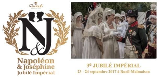 23 et 24 septembre 2017 - Vivez l'histoire avec l'Empereur Napoléon et Joséphine !