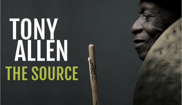 tony allen, the source