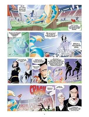 super-caca-t2-dream-ball-delcourt-extrait