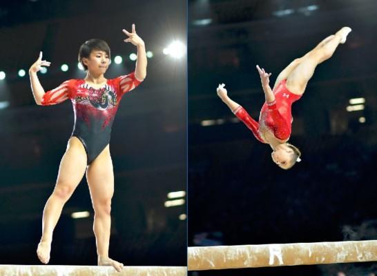 Les Championnats du monde de gymnastique artistique 2022 attribués à ... 47ad5855fe8
