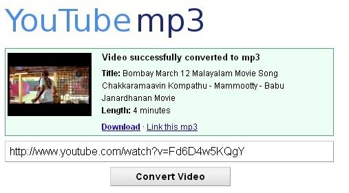 Fermeture de YoutubeMp3, le numéro un des convertisseurs