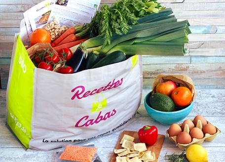 Recettes cabas livraison de vos repas domicile code promo - Code promo habitat et jardin livraison gratuite ...